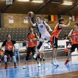 MENA ALL-STARTS DUBAI-E.A.U. by Nando Scalise - Sports & Fitness Basketball