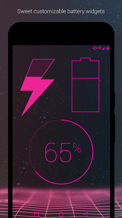 Rad Pack Pro - 80's Theme Screenshot 2