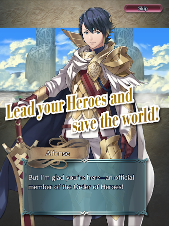 Fire Emblem Heroes 1.0.2 screenshot 674360