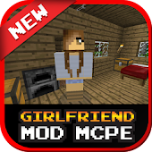 Girlfriend Mod MCPE APK for Bluestacks