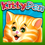 Kitty pen