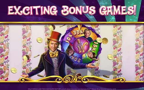 Willy Wonka Slots Free Casino APK for Blackberry