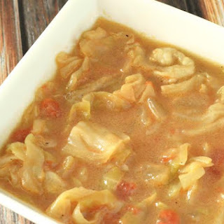 Cabbage Tomato Soup Recipes