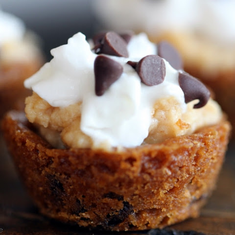 Chocolate Chip Peanut Butter Cups