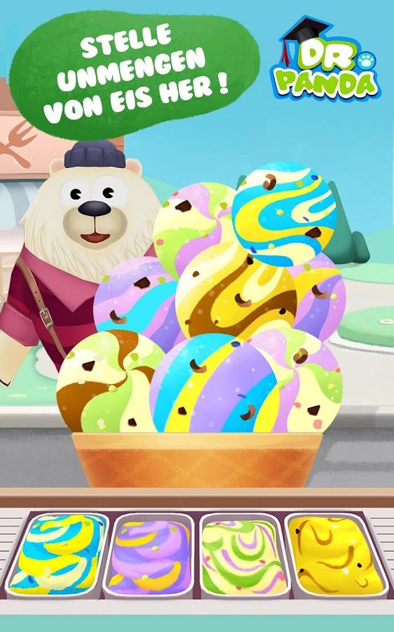 Dr. Pandas Eiswagen - Gratis – Screenshot