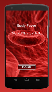 App Fever Measuring Thermometer Prank APK for Kindle
