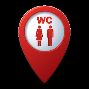 Toilet finder worldwide no 1 wc finder android apps for Best bathroom finder app