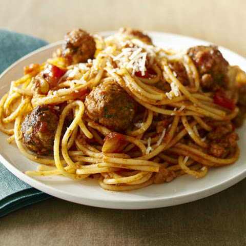 Grilled Spaghetti And Meatballs Recipes — Dishmaps