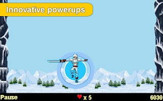 Screenshot of Ninja Strike 2 Tab