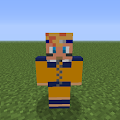 Game Mod Naruto for Minecraft PE APK for Kindle