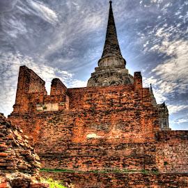 Thailand by Vladimir Gergel - Buildings & Architecture Public & Historical