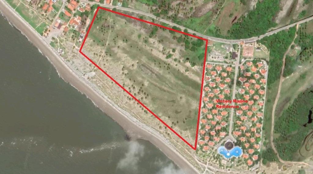 Terreno à venda, 137.465 m² por R$ 50.000.000 - Ponta de Lucena - Lucena/PB