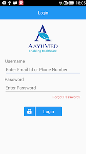 AayuMedPro - screenshot