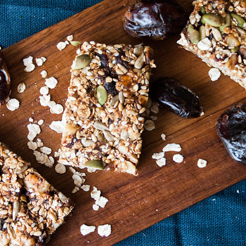 Sugar-free Healthy Granola Bars