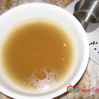 Beef Broth - Homemade