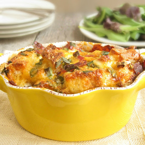 Bacon, Egg & Cheese Casserole