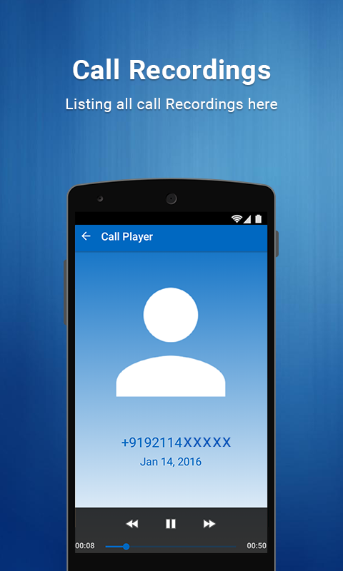 Auto Call Recoder PRO Screenshot 5
