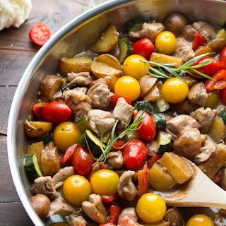 Chicken Balsamic Tarragon Recipes