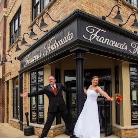 Wedding Couple Venue by Sandra Rust - Wedding Bride & Groom ( wedding couple venue )