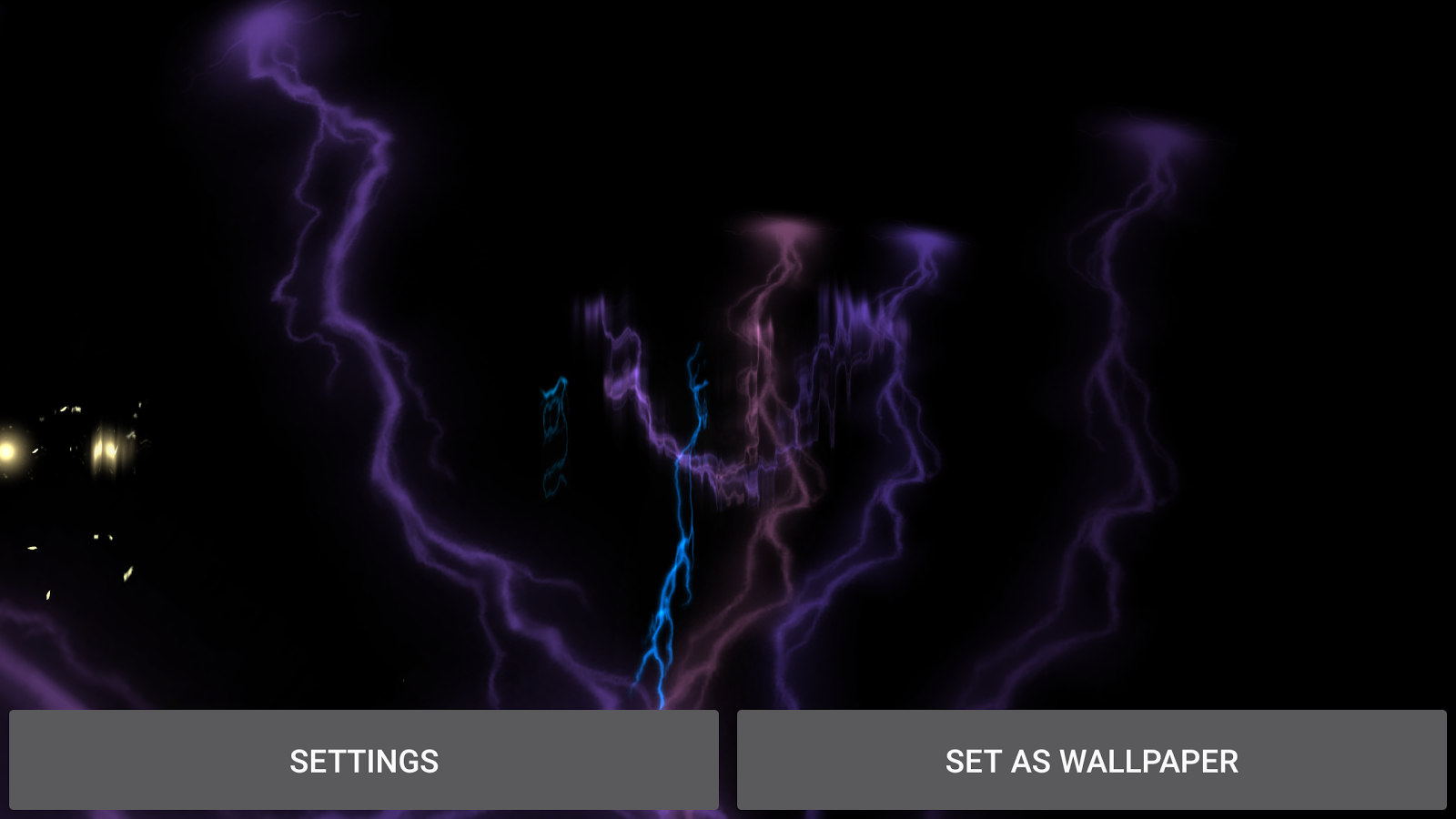 3D Abstract Parallax  LWP Screenshot 15