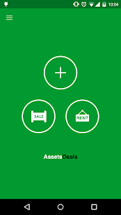 Assets Deals - screenshot