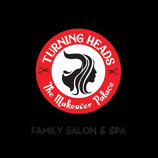 Turning Heads Family Salon & Spa, BTM, BTM logo