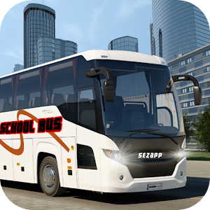Kids Duty School Bus 3D For PC