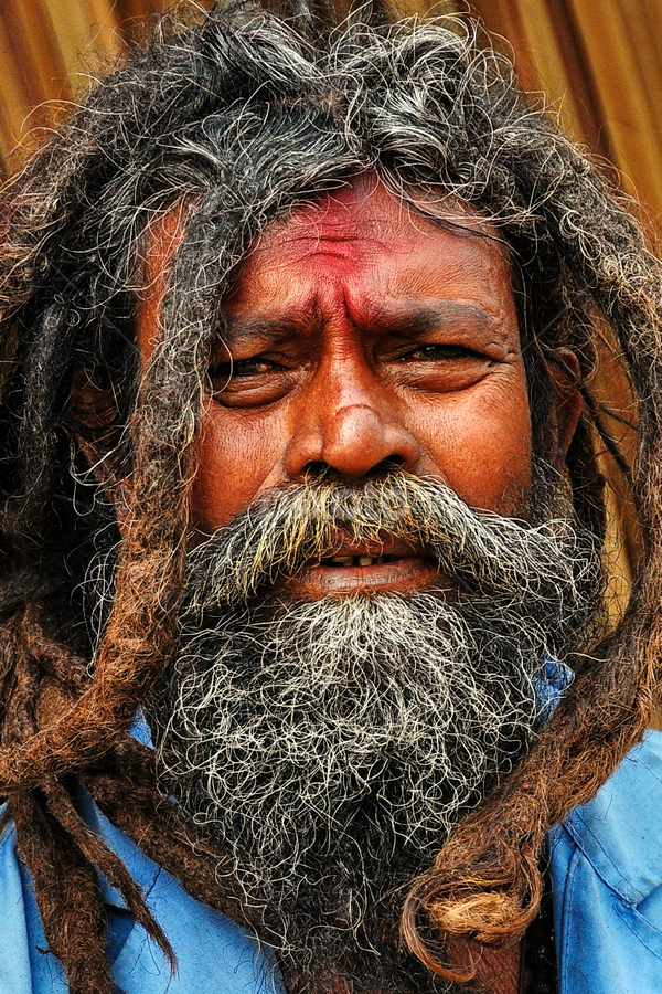 A Monk by Sudipta Dutta  Chowdhury - People Street & Candids