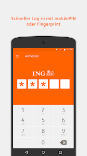 ING Banking to go for pc