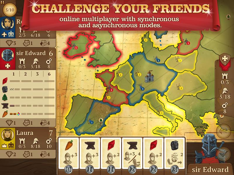 Eight-Minute Empire Screenshot 7