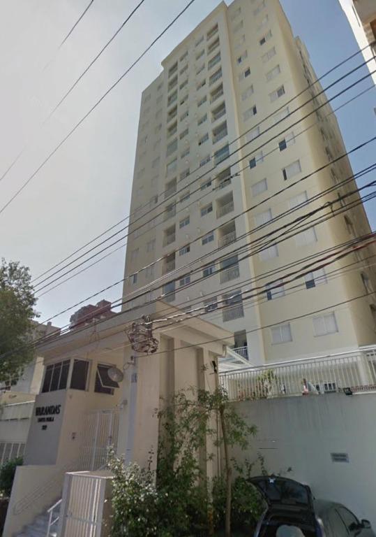 Apartamento residencial à venda, Santa Paula, São Caetano do Sul.