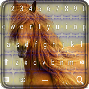 pony horse keyboard for PC-Windows 7,8,10 and Mac