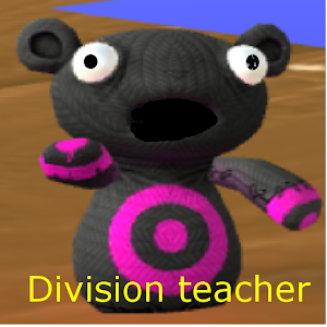 Division teacher,Teddy Bear.