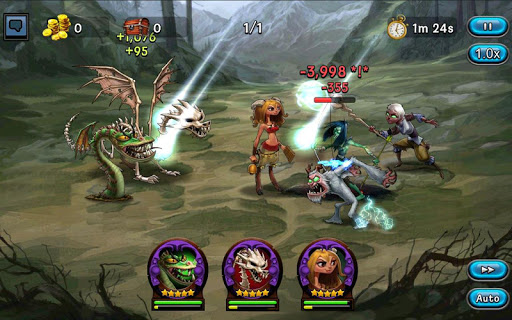 DragonSoul - Online RPG screenshot 6
