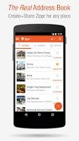 Screenshot of Zippr: Address Finder