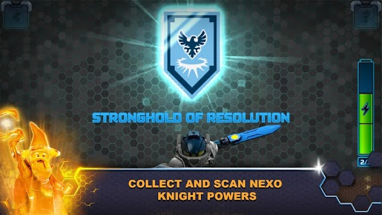 Download Android Game LEGO® NEXO KNIGHTS™:MERLOK 2.0 for Samsung