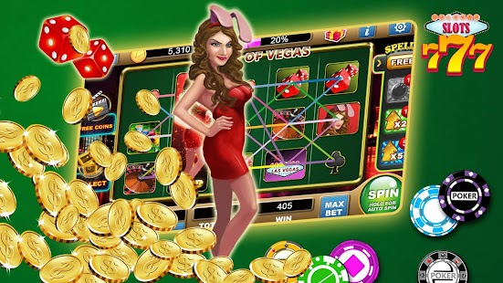 Slots 777 apk screenshot