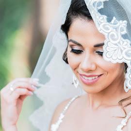 Princess bride by Junita Fourie-Stroh - Wedding Bride ( wedding photography, wedding day, wedding, south africa, wedding dress, veil, wedding photographer, bride, destination wedding photographers )