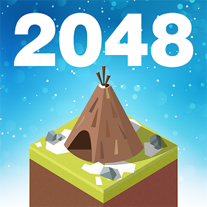 Age of 2048: Civilization City Building (Puzzle) For PC (Windows & MAC)