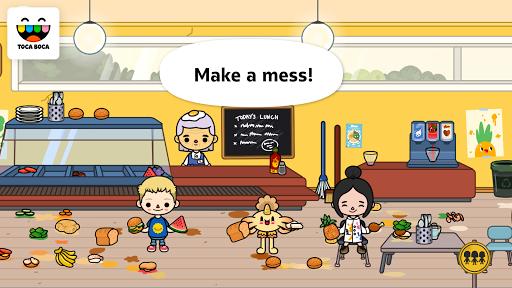 Toca Life: School screenshot 16
