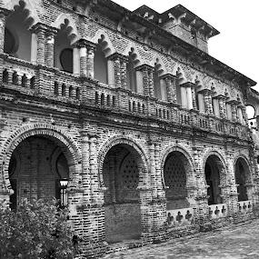 Castle by Mohd Khairil Hisham Mohd Ashaari - Buildings & Architecture Public & Historical ( historical, brick, monument, building, architecture,  )