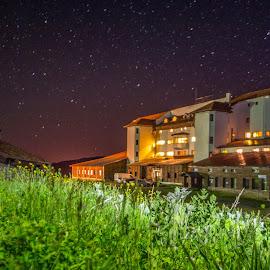 Doruk Otel by Ahmet Çamaltı - Buildings & Architecture Office Buildings & Hotels ( çankırı, doruk hotels, nights, doruk otel, ilgaz, hotels )
