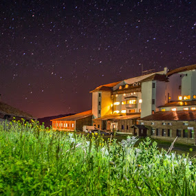 Doruk Otel by Ahmet Çamaltı - Buildings & Architecture Office Buildings & Hotels ( çankırı, doruk hotels, nights, doruk otel, ilgaz, hotels )