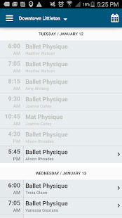 The Ballet Physique - screenshot