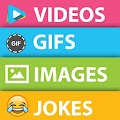 Free Funny Videos GIF's Images Jokes Fun In 1 APK for Windows 8