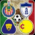 Logo Quiz ~ Futbol Mexicano