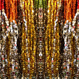 Bead Necklaces  by Lope Piamonte Jr - Artistic Objects Clothing & Accessories