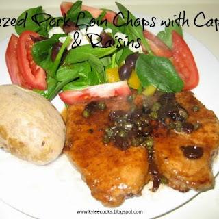 Butterflied Pork Loin Chops Recipes