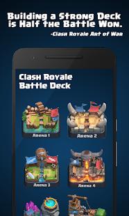 Battle Decks for Clash Royale APK for Lenovo