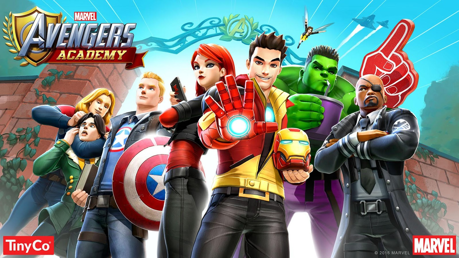 MARVEL Avengers Academy Screenshot 6